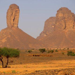 Afara - das Monument Valley Algeriens 2021   Erlebnisrundreisen.de