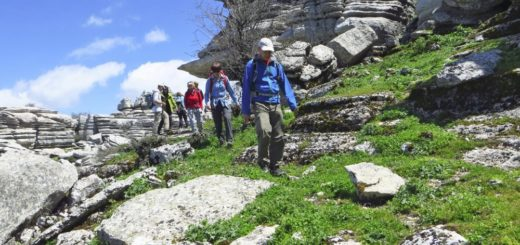 Wanderung im Torcal Andalusien_2 2021 | Erlebnisrundreisen.de