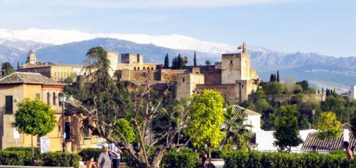Stadtburg Alhambra Granada 2021 | Erlebnisrundreisen.de