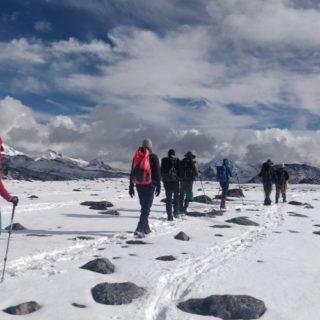 Passüberquerung bei Schnee 2021 | Erlebnisrundreisen.de