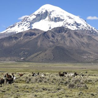 Bolivien Vulkan_2 2021 | Erlebnisrundreisen.de