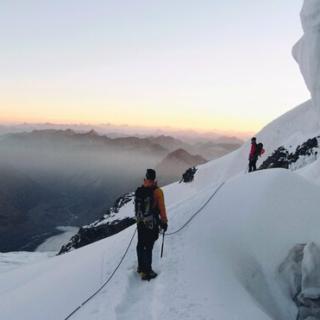 Die Höchsten der Ostalpen: Piz Bernina (4.049 m) & Piz Palü (3.900 m) Gruppenreise 2020/2021 Alpen