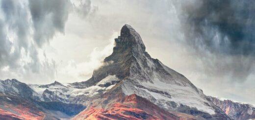 Alpenüberquerung Ost-West: Die Schweiztraversale St. Moritz - Zermatt Gruppenreise 2020/2021 Alpen