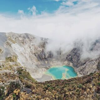 Costa Ricas Highlights erwandern Gruppenreise 2020/2021
