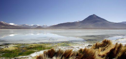 Hochlandlagune Atacamawüste ChileHochland Lagune Atacama Chile 2 2021   Erlebnisrundreisen.de
