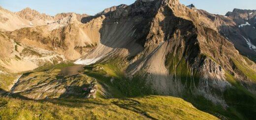 Alpenüberquerung - am E5 von Oberstdorf nach Meran für Singles und Alleinreisende Gruppenreise 2020/2021 Tirol
