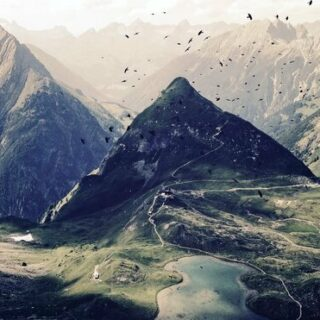Alpenüberquerung - am E5 von Oberstdorf nach Meran Gruppenreise 2020/2021 Alpen