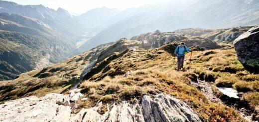 Alpenüberquerung vom Tegernsee nach Sterzing Gruppenreise 2020/2021 Alpen
