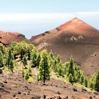 La Palma - Gipfel und Calderas Gruppenreise 2020/2021 Kanaren
