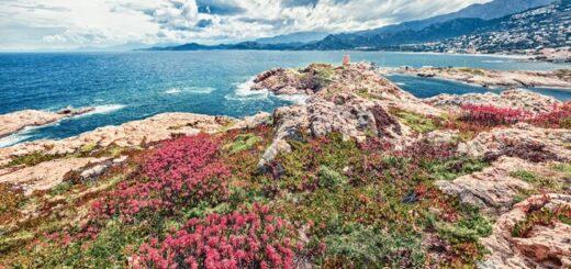 Korsika - Berge und Buchten rund um Calvi erwandern Gruppenreise 2020/2021 Korsika