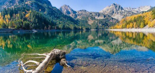 Die Zentralpyrenäen 8sam erwandern Gruppenreise 2020/2021 Spanien Festland