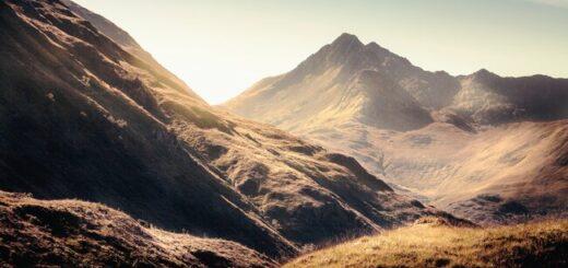 Schottlands Highlands sportlich erwandern Gruppenreise 2020/2021 Schottland