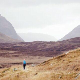 Komforttrekking auf dem West Highland Way Gruppenreise 2020/2021 Schottland