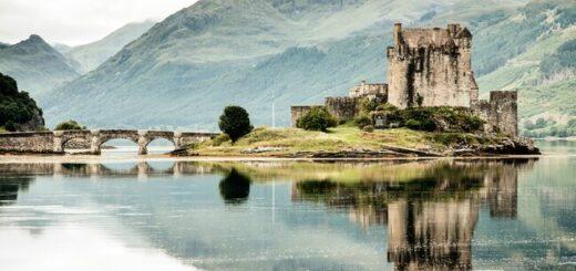 Schottland gemütlich erwandern Gruppenreise 2020/2021 Schottland
