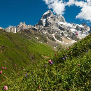 Den georgischen Transcaucasian Trail auf unbekannten Pfaden erwandern Gruppenreise 2020/2021 Kaukasus