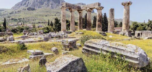 Peloponnes Highlights erwandern Gruppenreise 2020/2021 Griechische Inseln
