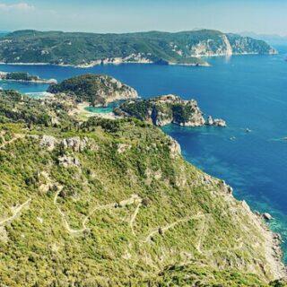 Korfus Highlights erwandern Gruppenreise 2020/2021 Griechische Inseln