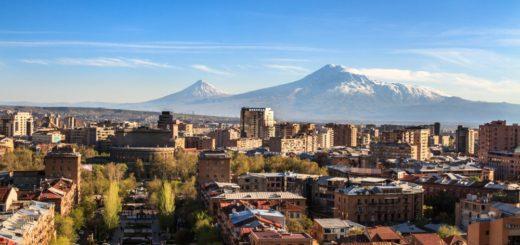 Jerewan und der Berg Ararat 2021   Erlebnisrundreisen.de