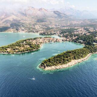 Kroatien - Dalmatiens Highlights erwandern Gruppenreise 2020/2021 Dalmatien