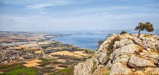 Israels Highlights erwandern Gruppenreise 2020/2021