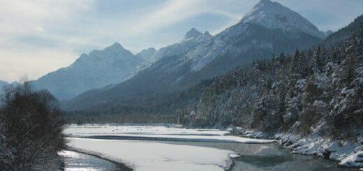 Schneeschuh- und Winterwandern auf den Spuren des Lechwegs Gruppenreise 2020/2021 Alpen