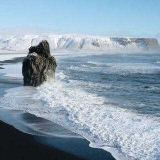 Islands Südwesten unter Nordlichtern erwandern Gruppenreise 2020/2021 Südisland