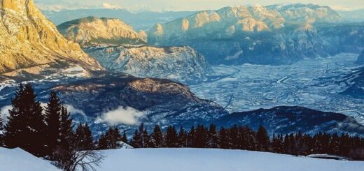 Winter am Monte Bondone Gruppenreise 2020/2021 Italien Festland