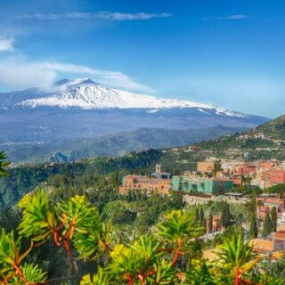 Siziliens Highlights erwandern Gruppenreise 2020/2021 Italienische Inseln