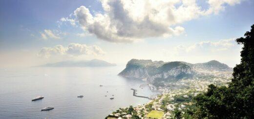 Ischias Highlights erwandern Gruppenreise 2020/2021 Italienische Inseln
