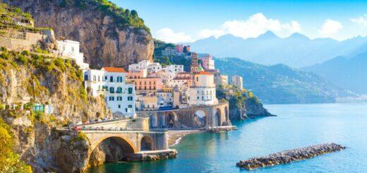 Amalfi und Sorrento gemütlich erwandern Gruppenreise 2020/2021 Italienische Inseln