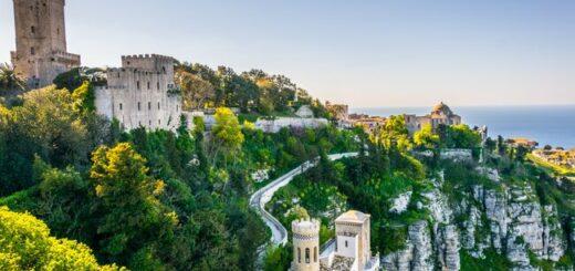 Silvester auf Sizilien Gruppenreise 2020/2021 Italienische Inseln