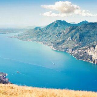 Gardasee - blühende Wiesen und Aussichtsberge Gruppenreise 2020/2021 Alpen