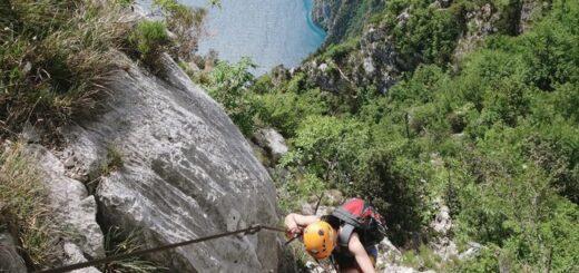 Klettersteige am Gardasee Gruppenreise 2020/2021 Alpen