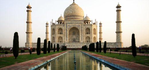 Agras berühmteste Bauwerk das Taj Mahal 2021   Erlebnisrundreisen.de