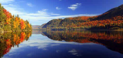 Kanada - Herbstfarben im Nationalpark 2021 | Erlebnisrundreisen.de