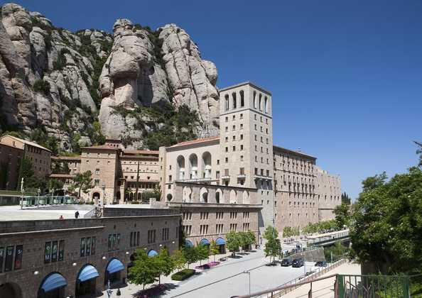 Kloster Montserrat - Pascual