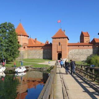Geführte Radtour im Baltikum: Litauen - Lettland - Estland Gruppenreise 2020/2021