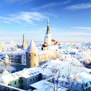 Silvester im Baltikum feiern Gruppenreise 2020/2021 Baltikum