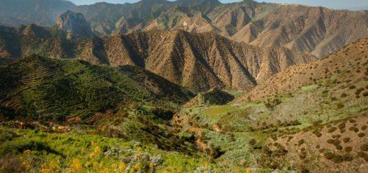Agulo Berge auf La Gomera 2021 | Erlebnisrundreisen.de