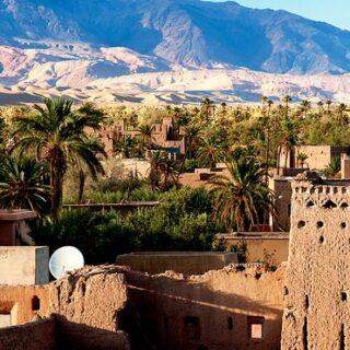Marokkos Highlights erwandern Gruppenreise 2020/2021 Marrakesch