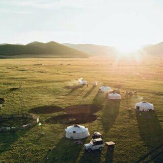 Mongolei - von der Taiga in die Wüste Gruppenreise 2020/2021