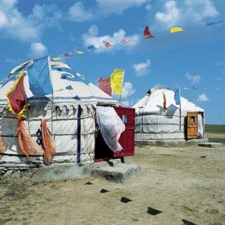 Yurtenlager bei Hohot in der Inneren Mongolei 2 2021 | Erlebnisrundreisen.de