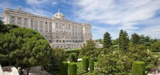 Palacio Real und Gärten - Madrid Destino