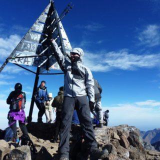 Marokko Toubkal Gipfel Trekking Viertausender 2021   Erlebnisrundreisen.de