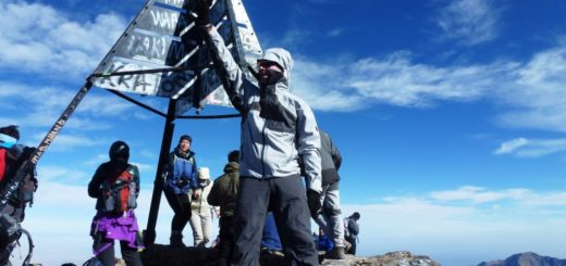 Marokko Toubkal Gipfel Trekking Viertausender 2021 | Erlebnisrundreisen.de