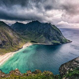 Lofoten - Inselparadiese nördlich des Polarkreises erwandern Gruppenreise 2020/2021 Lofoten