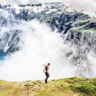 Norwegen auf unbekannten Pfaden erwandern Gruppenreise 2020/2021 Fjordnorwegen