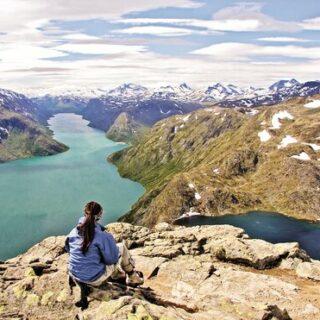 Norwegen - Durchquerung des Jotunheimen-Nationalparks Gruppenreise 2020/2021 Jotunheimen