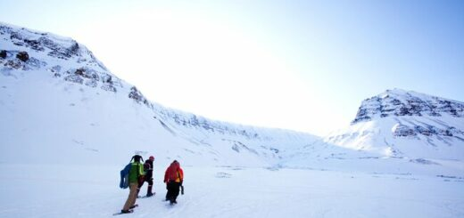 Silvester in den Bergen Norwegens Gruppenreise 2020/2021 Golgebirge