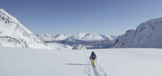 Norwegen - Skitouren auf der Insel Senja Gruppenreise 2020/2021 Fjordnorwegen